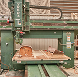 SHODA CNC 5 AXES MACHINE